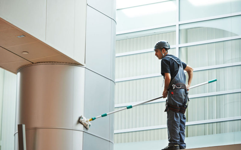 large building maintenance services white plains new york