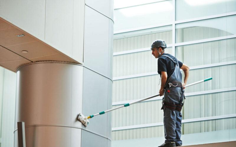 large building maintenance services white plains new york