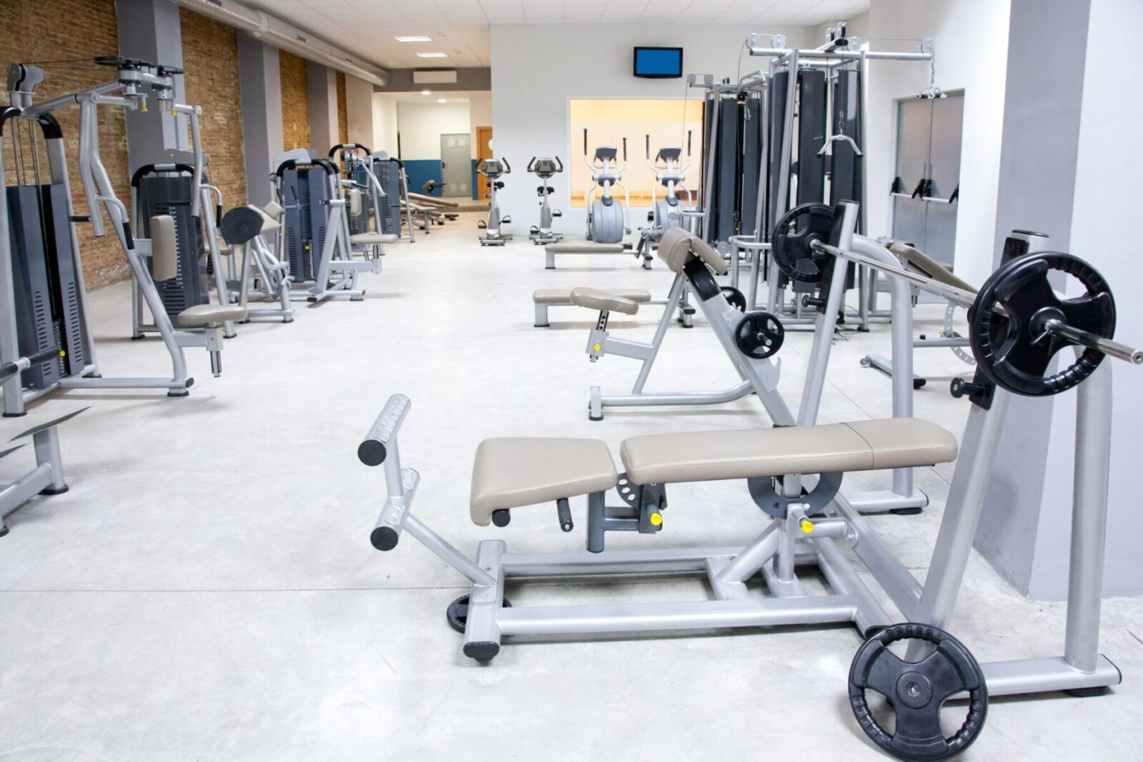 fitness center cleaning services port chester new york