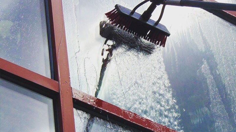 Waterfed-Pole